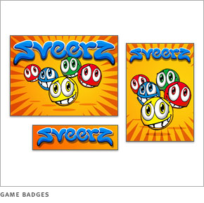 Sveerz game badges
